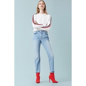 BRAND NEW Forever 21 High-Rise Mom Jeans